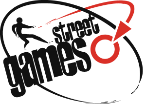 StreetGames logo transparent PNG