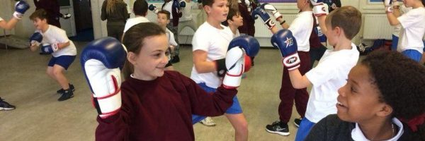 Boxing Session 2