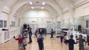 Tonbridge Boxing Rookies 5-9yrs @ Tonbridge Youth HUB