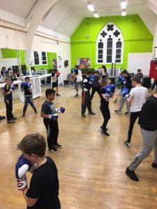 Tonbridge Boxing Youth 9+yrs @ Tonbridge Youth Hub