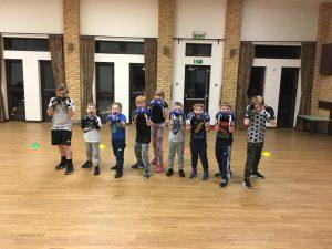 Maidstone Boxing Rookies 5-11yrs @ Holy Family Church Hall, Bicknor Road, Parkwood, Maidstone, ME15 9PS