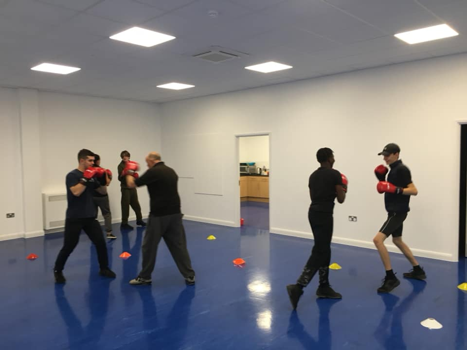 Adult BOX Fitness Sessions